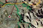 jerusalem-tel aviv highway